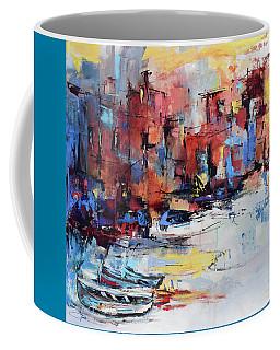 Cefalu Seaside Coffee Mug