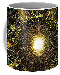 Ligth  Burst Coffee Mug