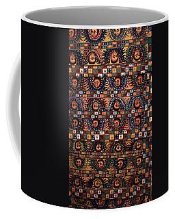 Ceiling Of Angels, Abba Pantaleon Monastery  Coffee Mug