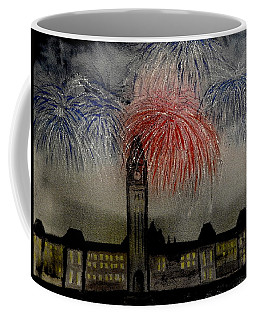 Celebrate Coffee Mug by Betty-Anne McDonald