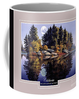 Celebrate Coffee Mug by Michael Swanson
