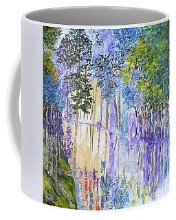 Celebrating Sunrise Coffee Mug