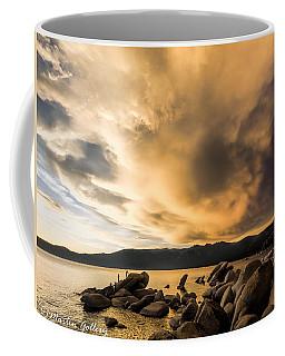 Celebrating Sunset Coffee Mug