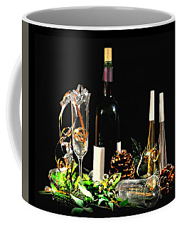 Coffee Mug featuring the photograph Celebration by Diana Angstadt