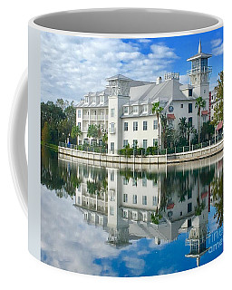 Coffee Mug featuring the digital art Celebration Morning by James Weatherly