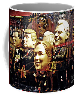 Celebrity Bobbleheads 2 Coffee Mug