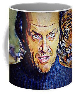 Celebrity Jack Nicholson Coffee Mug