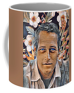 Celebrity Mr. Paul Newman Coffee Mug