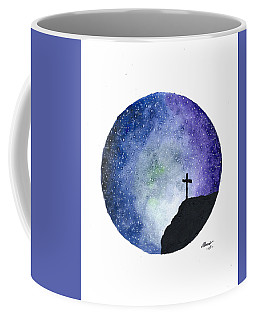 Celestial  Coffee Mug by Edwin Alverio