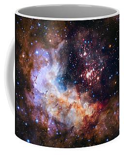 Celebrating Hubble's 25th Anniversary Coffee Mug