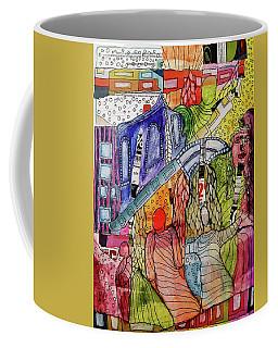 Celestial Windows Coffee Mug