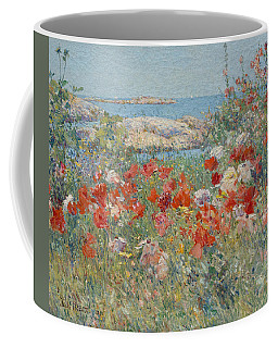 Celia Thaxter's Garden, Isles Of Shoals, Maine Coffee Mug