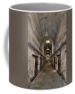 Cell Block  Coffee Mug