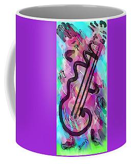 Cello Coffee Mug by Jason Nicholas