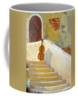 Cello No 3 Coffee Mug