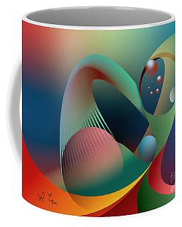Cells Path Coffee Mug