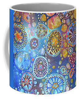 Cellular Fantasy I Coffee Mug