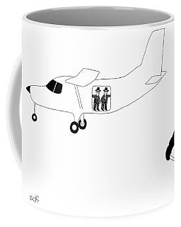 Cement Shoes Coffee Mug