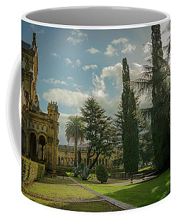 Cementerio Municipal De Bilbao Spain Coffee Mug