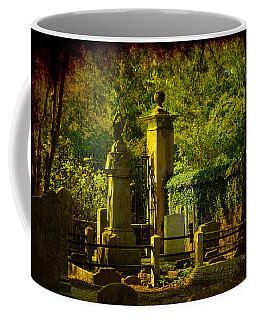Cemetery In Charleston Coffee Mug