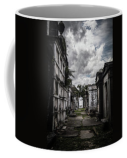 Cemetery Row Coffee Mug