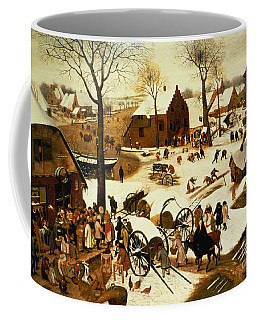 Census At Bethlehem Coffee Mug