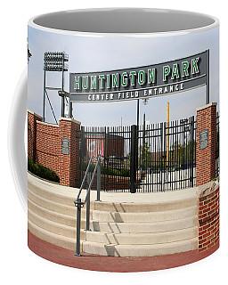 Center Field Entrance At Huntington Park  Coffee Mug