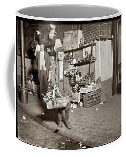 Center Market In Washington Coffee Mug