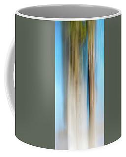 Center Panel Movign Trees 13 Coffee Mug