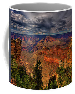 Coffee Mug featuring the photograph Center Stage by Beth Sargent