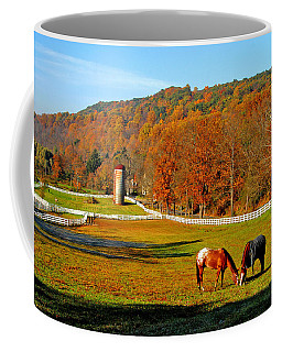 Cherry Valley, Pennsylvania Coffee Mug