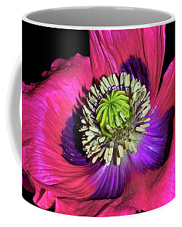 Centerpiece - Poppy 020 Coffee Mug