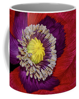 Centerpiece - Poppy 041 Coffee Mug