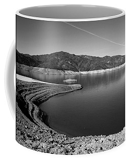 Coffee Mug featuring the photograph Centimudi In Black And White by Joyce Dickens