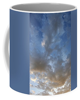 Coffee Mug featuring the photograph Central Coast Clouds 1 by Michael Rock