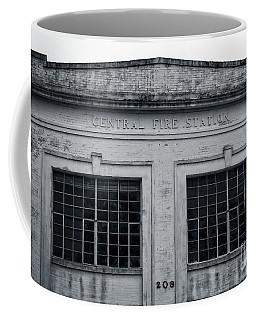 Central Fire Station 209 Coffee Mug by Ella Kaye Dickey