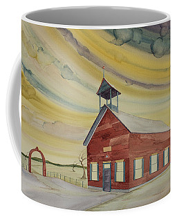 Central Ohio Schoolhouse Coffee Mug