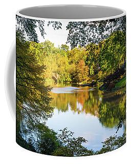 Central Park - City Nature Park Coffee Mug