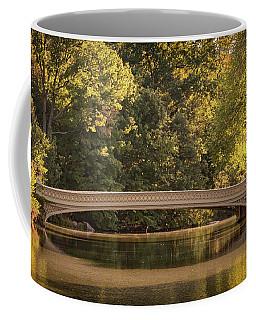 Central Park Bridge Coffee Mug