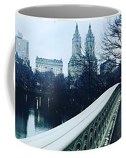 Central Park Drizzle Coffee Mug