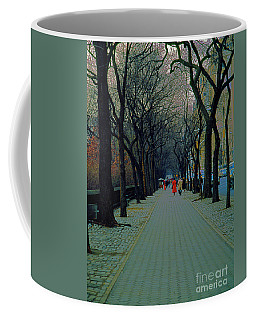 Central Park East Coffee Mug