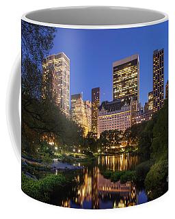 Central Park Twilight Coffee Mug