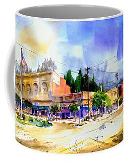 Central Square Auburn Coffee Mug