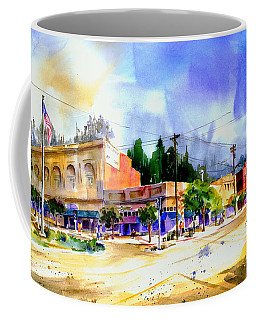 Central Square Auburn Coffee Mug