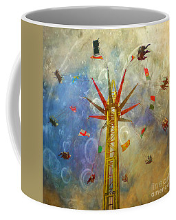 Centre Of The Universe Coffee Mug