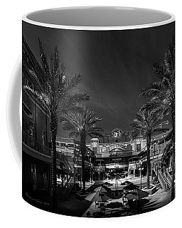 Coffee Mug featuring the photograph Centro Ybor Bw by Marvin Spates
