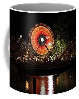 Century Wheel Coffee Mug