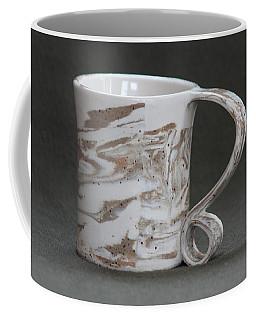 Ceramic Marbled Clay Cup Coffee Mug
