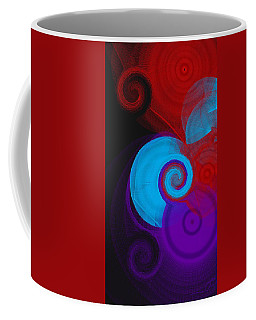 Cerchi Colorati Coffee Mug