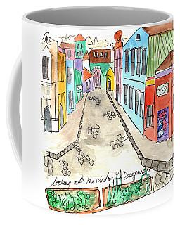 Cerro Alegre Coffee Mug